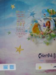 Coleção Colorful Time II
