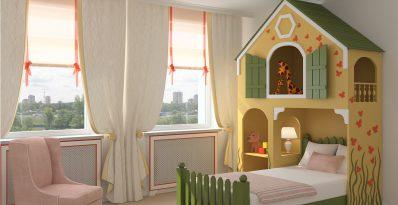 cortina-infantil