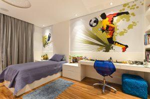 cortina futebol