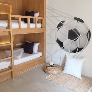 quarto futebol..