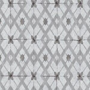 Papel de parede azulejo cinza 6366-15