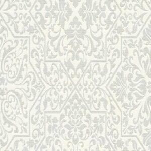 Papel de parede estilo azulejo bege 10024-01