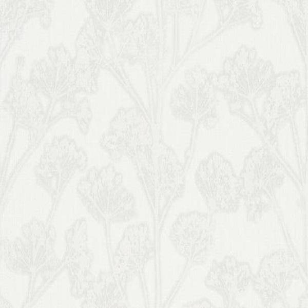 Papel de parede flor dente de leao branco 10029-10