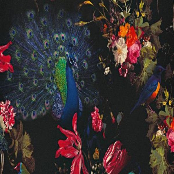 Papel de parede florido 6371-15