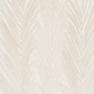 Papel de parede folhas palmadas bege 10031-02