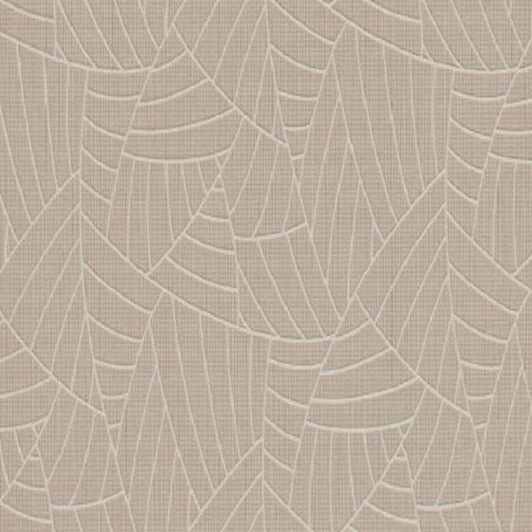 Papel de parede folhas palmeira marrom 5427-02