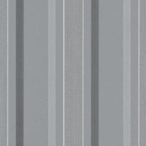 Papel de parede listrado tons cinza 5429-15