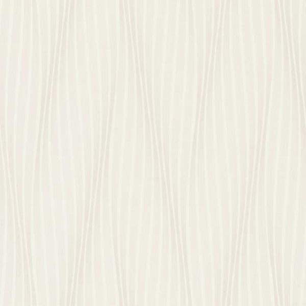 Papel de parede ondulado bege 10033-02