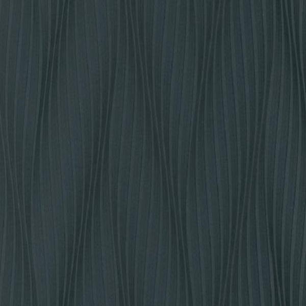 Papel de parede ondulado preto 10033-15