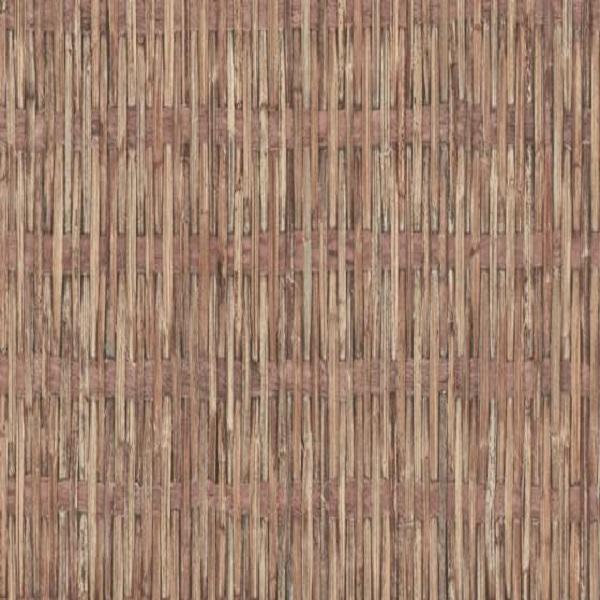 Papel de parede palha marrom claro 6393-11