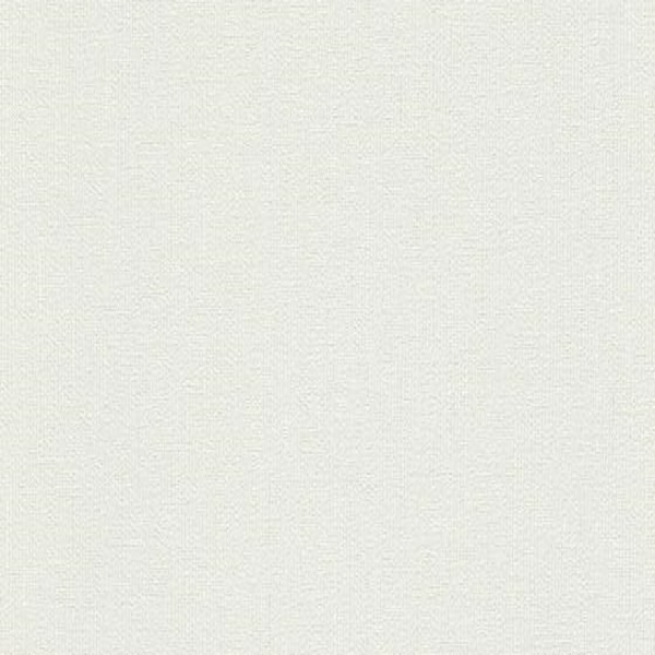 Papel de parede tecido branco 5434-01