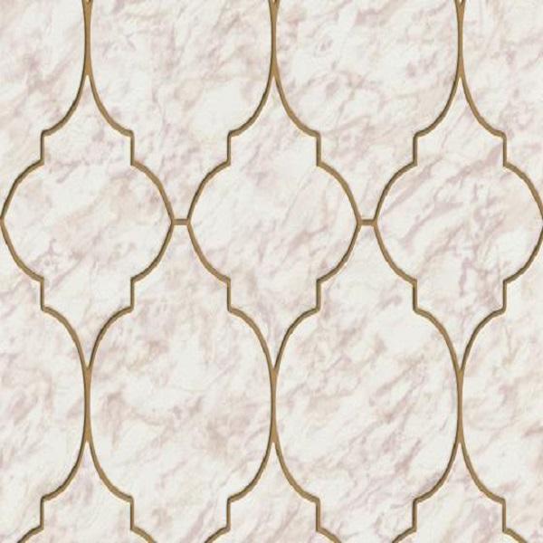 Papel geometrico off-white 6391-05